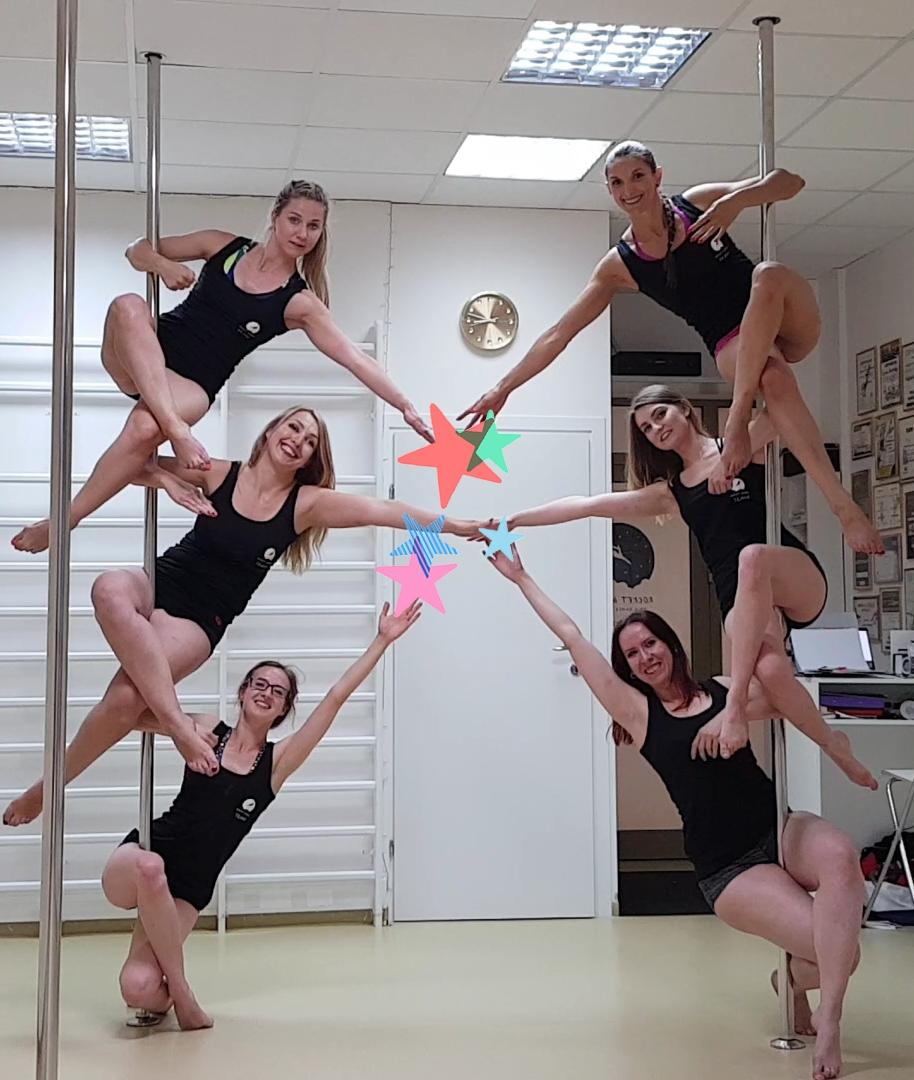 Wspólny trening rocket girls sprawił, że wzniosły się do gwiazd! 🌟 💫