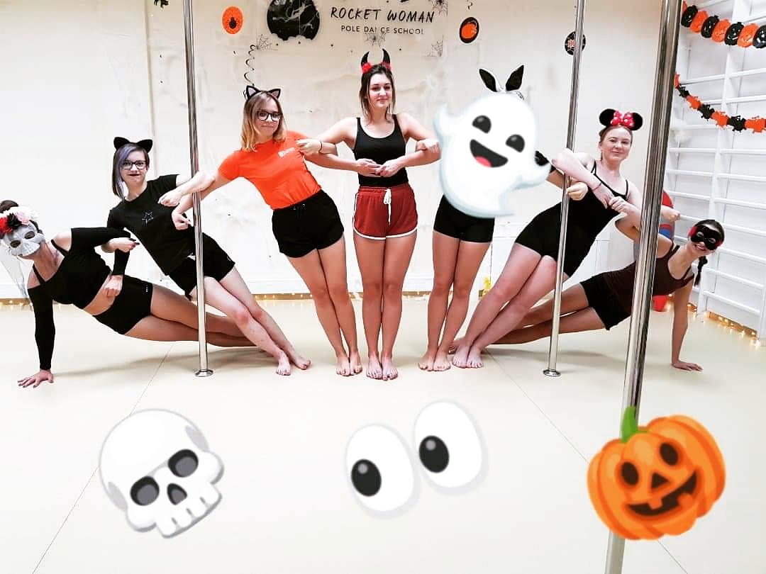 Halloween 2018 - grupa podstawowa II etap 👻 🧛♀️