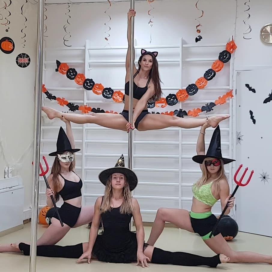 Halloween 2018 - grupa zaawansowana 👻 🧛♀️