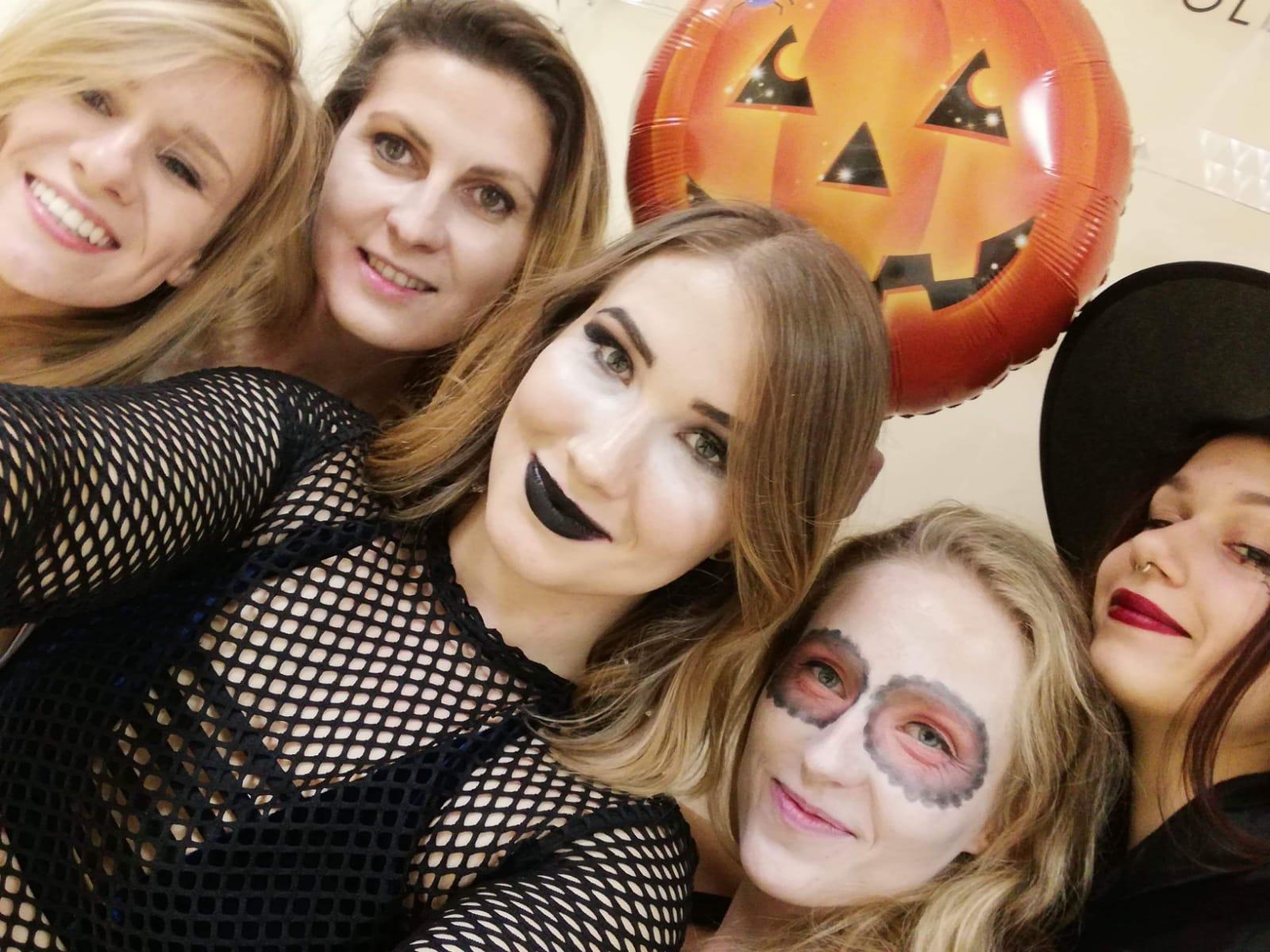 Halloween 2018 - grupa podstawowa I etap 👻 🧛♀️