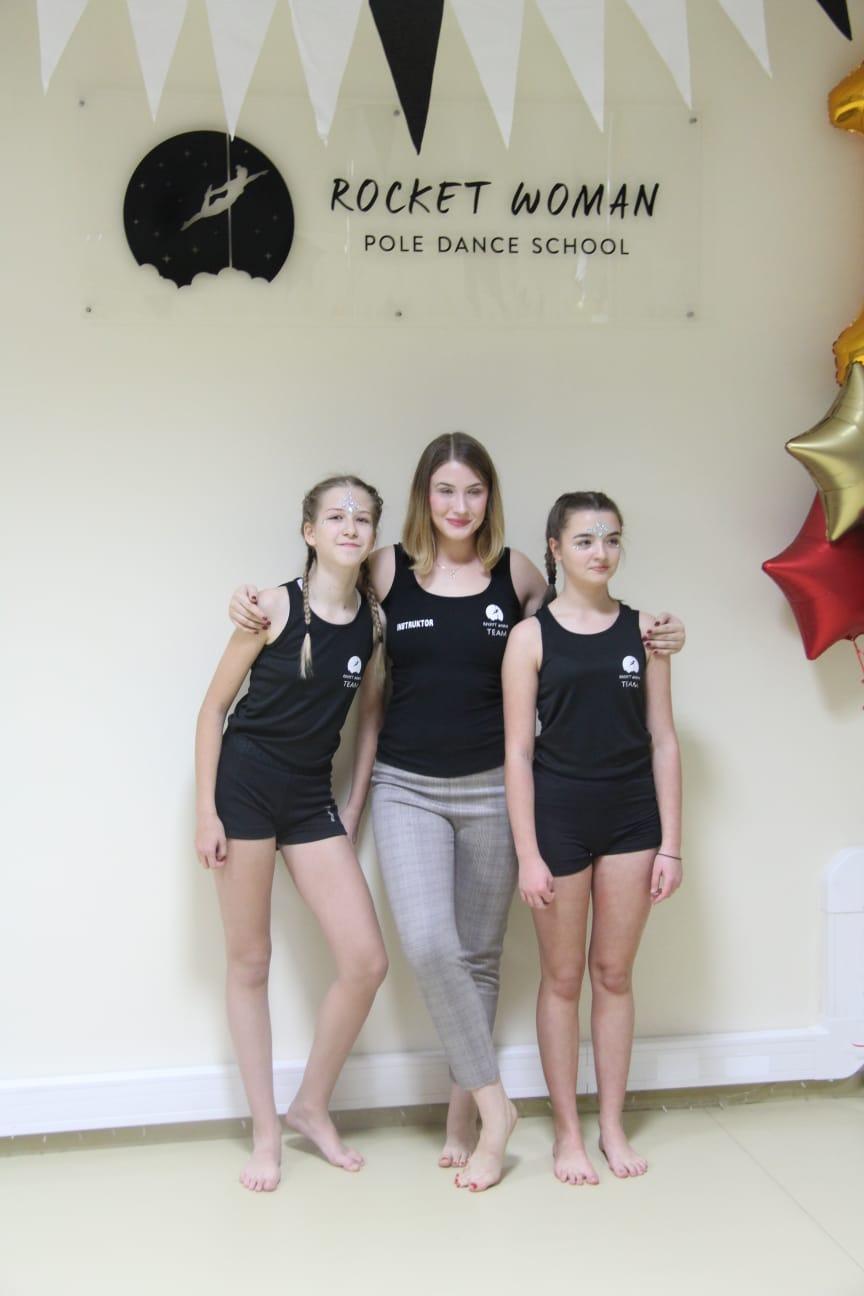 Pierwsze urodziny szkoły - instruktorka Ania z podopiecznymi 🎉 ✨
