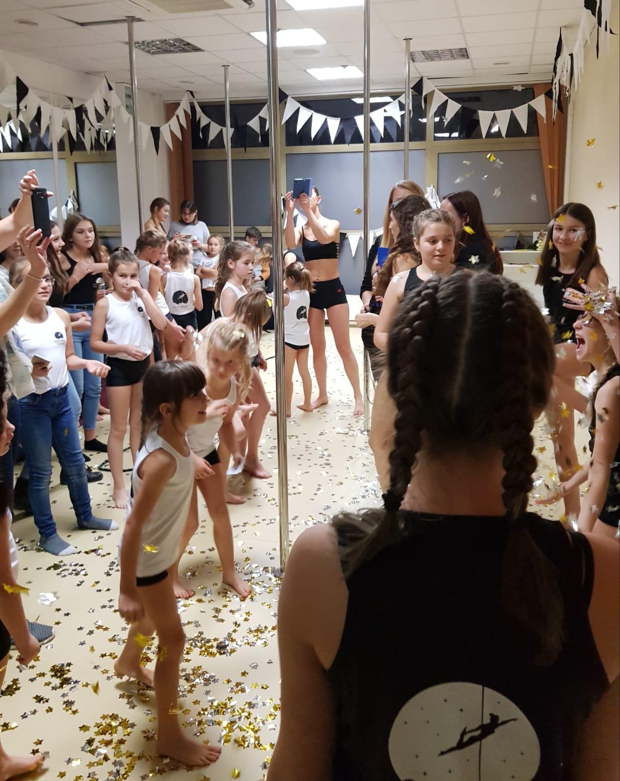 Pierwsze urodziny szkoły 🎉 ✨