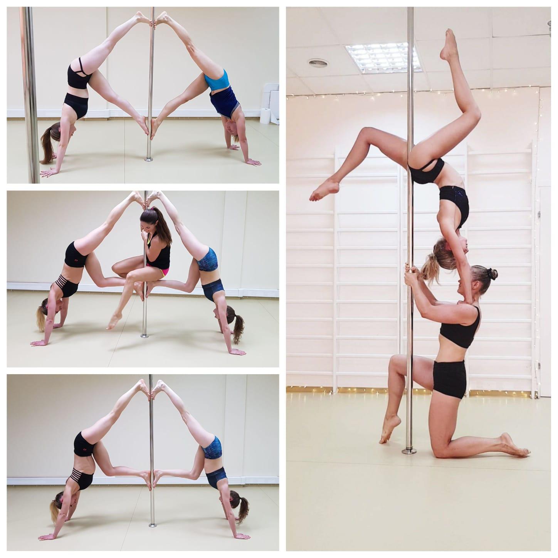 Trochę akrobacji i wspólnego treningu 😮 👏